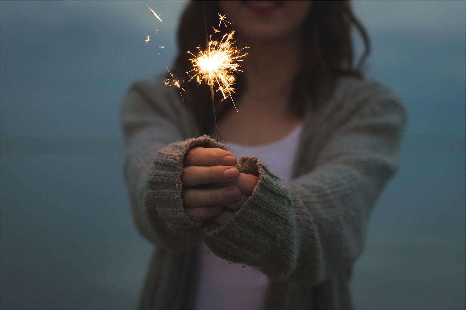 Var glad